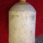 Clay Liquor Bottle 1 - Prop For Hire