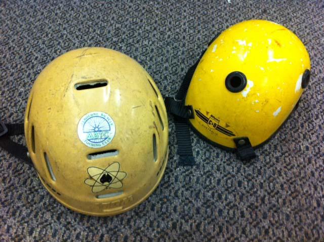 Climbing Helmets - Prop For Hire
