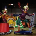 Clown Statues - Prop For Hire