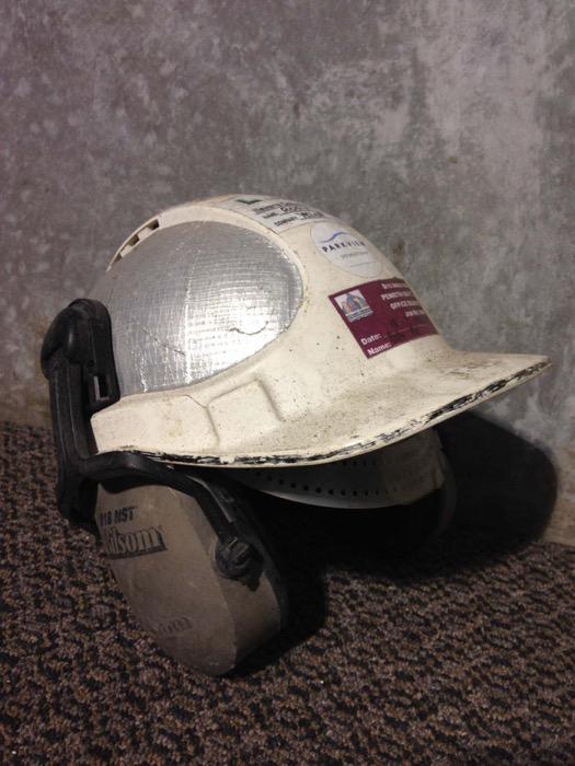 Construction Hat - Prop For Hire