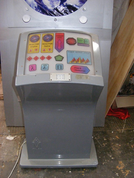 Control Panel - Prop For Hire