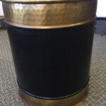 Copper Ottoman - Prop For Hire