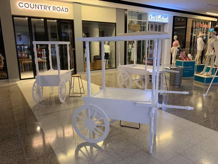 Corporate Carts - Prop For Hire