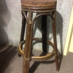 Country Bar Stool - Prop For Hire