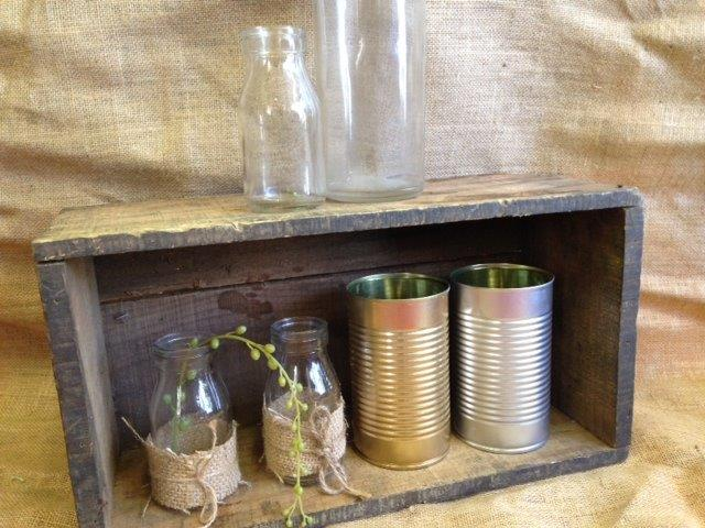 Country Bottles - Prop For Hire