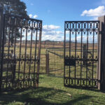 Country Gates Entrance - Prop For Hire