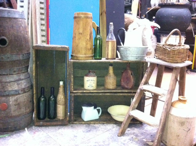 Country Kitchen 4 - Prop For Hire
