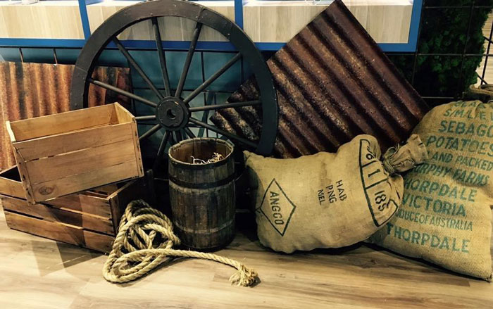 Country Produce Feature - Prop For Hire