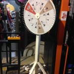 Country Raffle Wheel - Prop For Hire