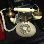 Cream Cradle Phone - Prop For Hire