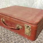 Crocodile Skin Briefcase - Prop For Hire