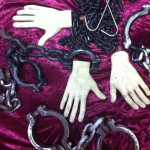 Cuffs And Hands - Prop For Hire