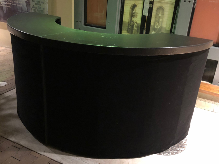 Curved Bar - Prop For Hire