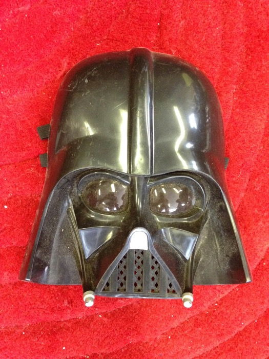 Darth Vader Helmet - Prop For Hire