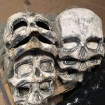 Death Masks - Prop For Hire