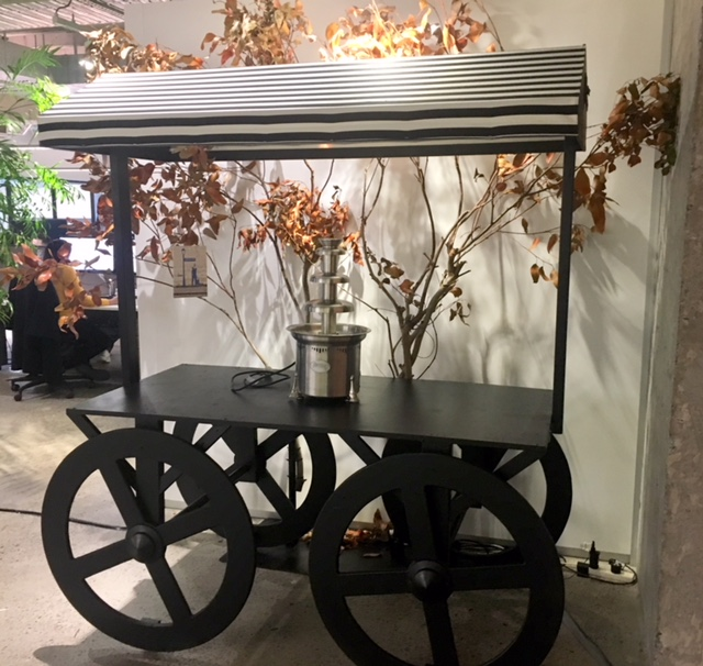Dessert Cart - Prop For Hire