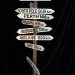 Directional Road Sign - Prop For Hire