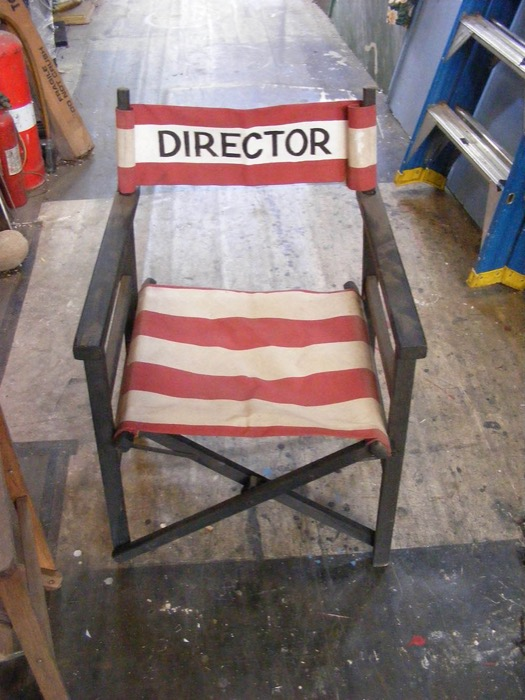 Directors Chair 2 - Prop For Hire