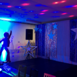 Disco Dancer Backdrop - Prop For Hire