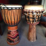 Djembe Drums - Prop For Hire