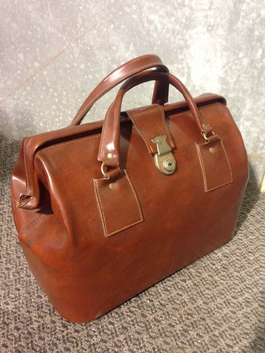Doctors Bag - Prop For Hire