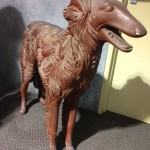 Dog Statues - Prop For Hire