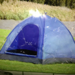 Dome Tent - Prop For Hire