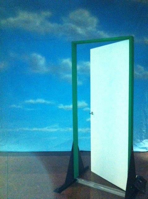 Door Frame - Prop For Hire