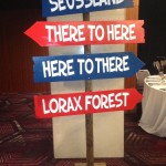 Dr Suess Signage - Prop For Hire