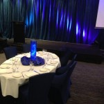 Draping Blue Velvet 1 - Prop For Hire