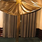 Draping Gold Room Event - Prop For Hire