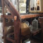 Driftwood Bookshelves - Prop For Hire