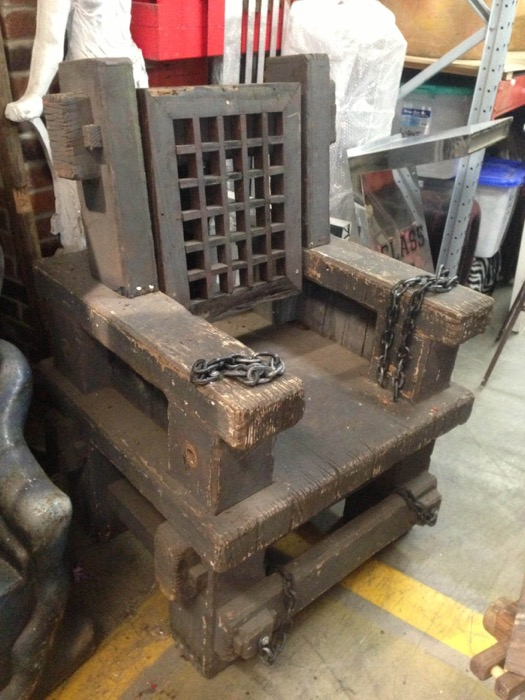 Medieval Throne - Prop For Hire