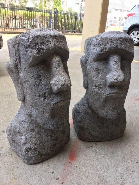 Easter Island Heads - Prop For Hire