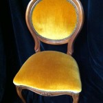 Edwardian Chair - Prop For Hire