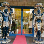 Egyptian Entrance - Prop For Hire
