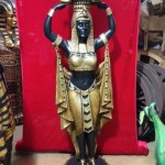 Egyptian Female Statue - Prop For Hire