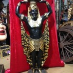 Egyptian Male Statue - Prop For Hire