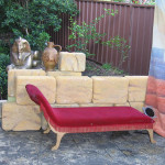 Egyptian Seating Feature - Prop For Hire