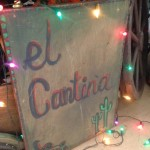 El Cantina Sign - Prop For Hire