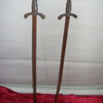 Elegant Swords - Prop For Hire