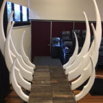 Elephant Rib Entrance - Prop For Hire