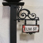 Elm Street Sign - Prop For Hire