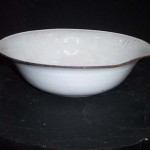 Enamel Bowl - Prop For Hire