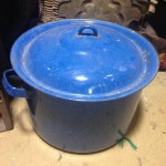 Enamel Pot - Prop For Hire