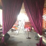 Entrance Drape - Prop For Hire