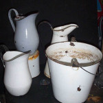 Farm Enamelware - Prop For Hire