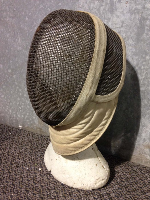 Fencing Mask - Prop For Hire