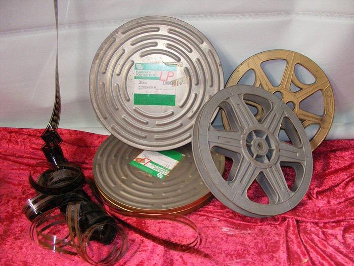 Film Reels - Prop For Hire