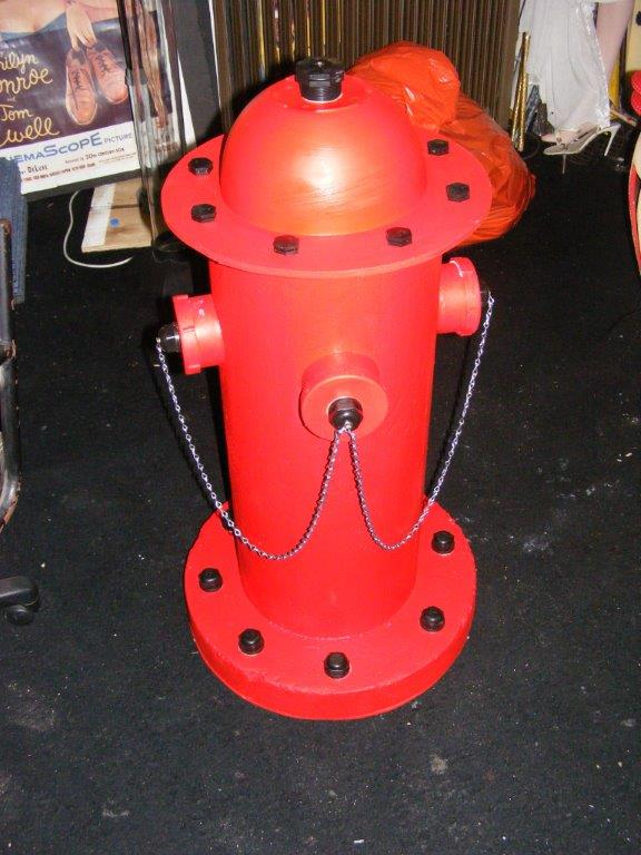 Fire Hydrant - Prop For Hire